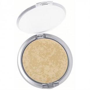Прессованная основа Buff Beige Talc-Free Mineral Face Powder / Защита от ультрафиолета для проблемной кожи / Бежевый