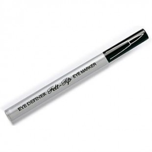 Маркер для глаз Eye Definer, Felt-Tip Eye Marker, Dark Brown / Темно-коричневый