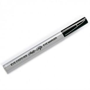 Маркер для глаз Eye Definer, Felt-Tip Eye Marker, Ultra Black / Ультра черный