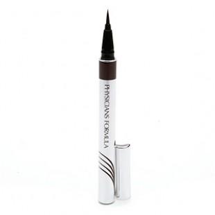 Подводка для глаз+сыворотка Eye Booster 2-in-1 Lash Boosting Eyeliner + Serum Deep Brown / Темно-коричневый