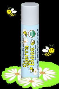 Органический бальзам для губ с витамином Е, Нейтральный, без запаха, Unflavored, 15 oz (4.25 g)