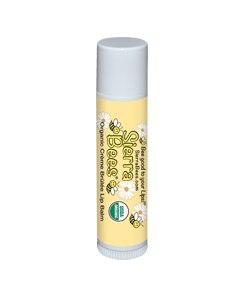 Органический бальзам для губ  Крем-брюле с и витамином Е, 15 oz (4.25 g)
