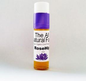 Органическое масло холодного отжима шиповника, RoseHip
