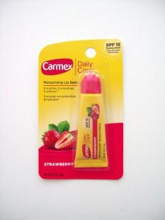 Солнцезащитный бальзам для губ, Strawberry (SPF 15)