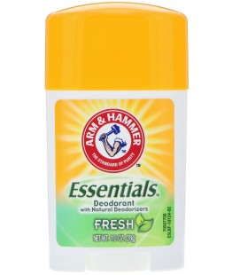 Натуральный дезодорант Arm & Hammer Essentials Natural Deodorant For Men and Women, Fresh