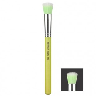 Кисть Green Bambu Duet Fiber 953 / Зеленая, для основы