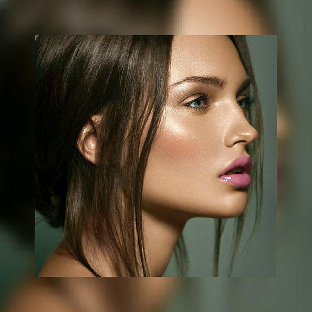 Highlighting makeup